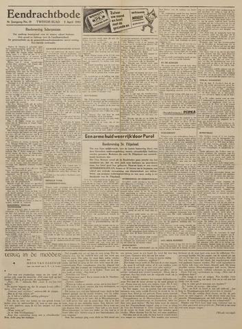 Watersnood documentatie 1953 - kranten 1953-04-03