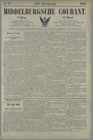 Middelburgsche Courant 1882-03-31