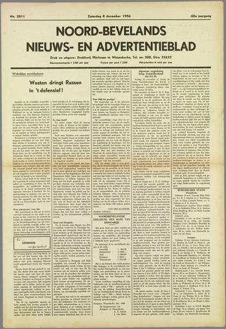 Noord-Bevelands Nieuws- en advertentieblad 1956-12-08
