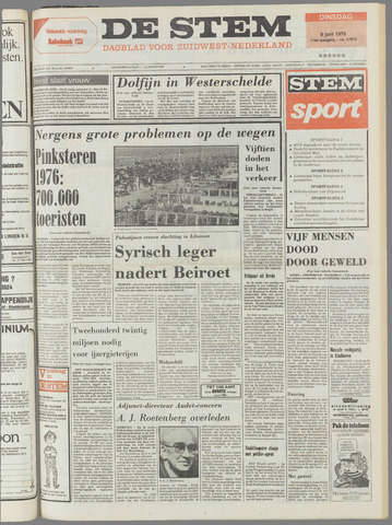de Stem 1976-06-08