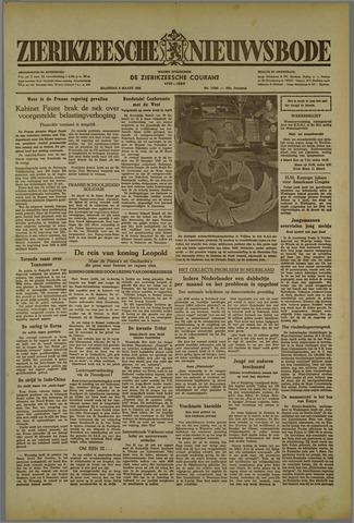 Zierikzeesche Nieuwsbode 1952-03-03