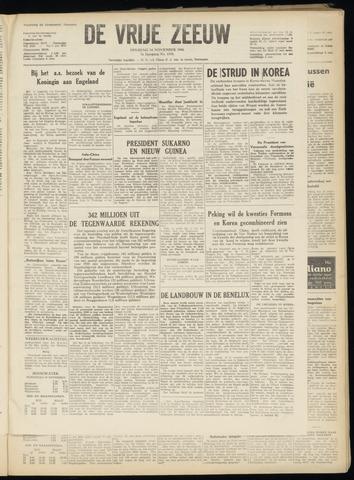 de Vrije Zeeuw 1950-11-14