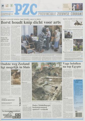 Provinciale Zeeuwse Courant 2000-10-18