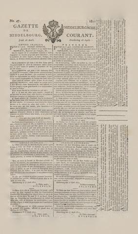 Middelburgsche Courant 1811-04-18