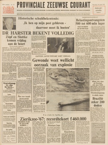 Provinciale Zeeuwse Courant 1967-01-25