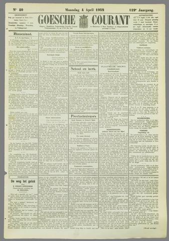 Goessche Courant 1932-04-04