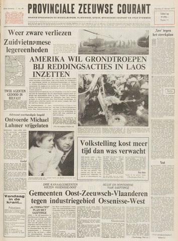 Provinciale Zeeuwse Courant 1971-02-27