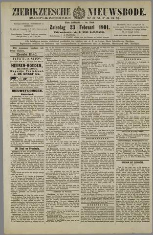 Zierikzeesche Nieuwsbode 1901-02-23