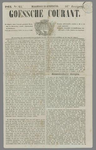 Goessche Courant 1864-08-15