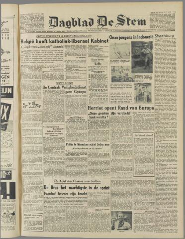 de Stem 1949-08-11