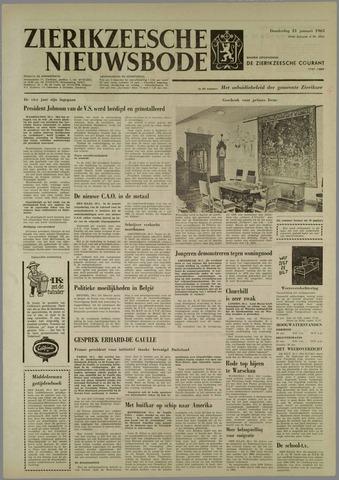 Zierikzeesche Nieuwsbode 1965-01-21