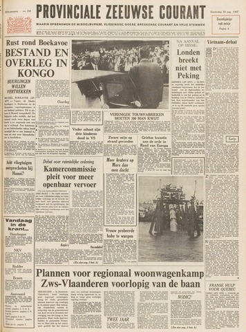 Provinciale Zeeuwse Courant 1967-08-24