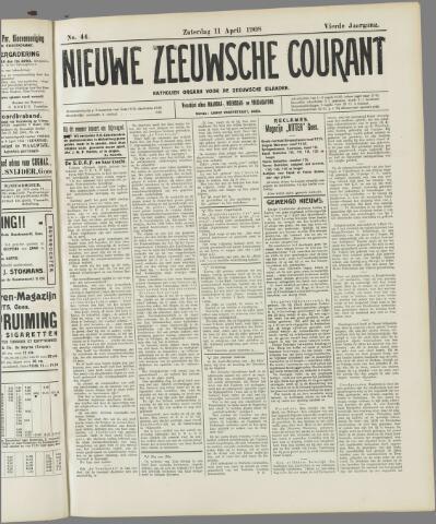 Nieuwe Zeeuwsche Courant 1908-04-11