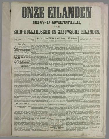 Onze Eilanden 1908
