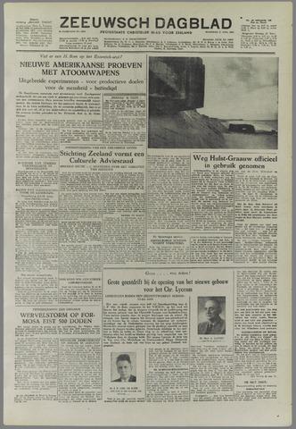 Zeeuwsch Dagblad 1952-11-17
