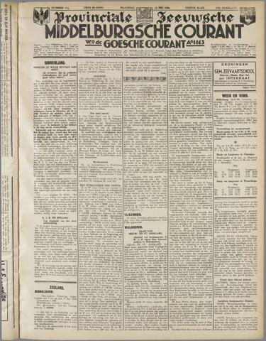 Middelburgsche Courant 1934-05-14