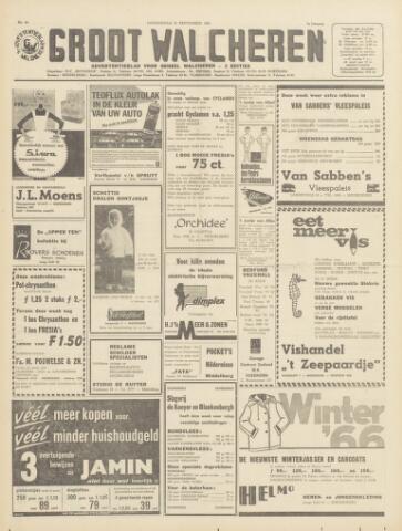Groot Walcheren 1966-09-29