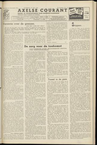 Axelsche Courant 1956-07-28