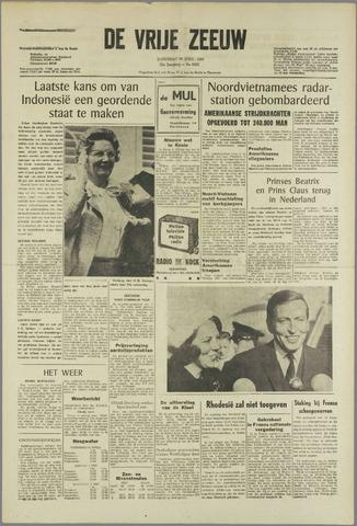de Vrije Zeeuw 1966-04-30