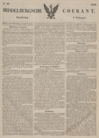 Middelburgsche Courant 1869-02-04