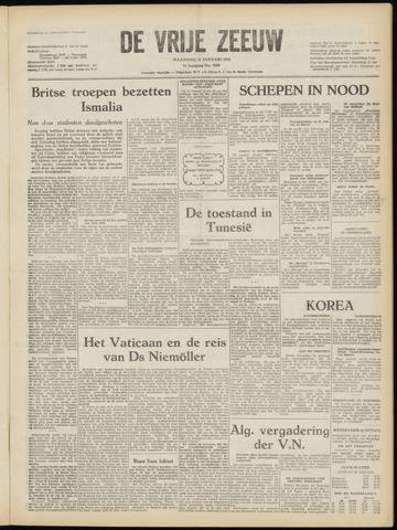 de Vrije Zeeuw 1952-01-21