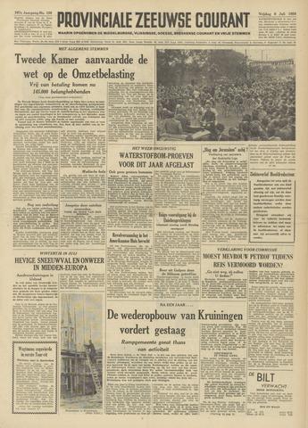 Provinciale Zeeuwse Courant 1954-07-09