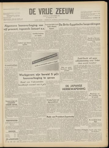 de Vrije Zeeuw 1953-09-29