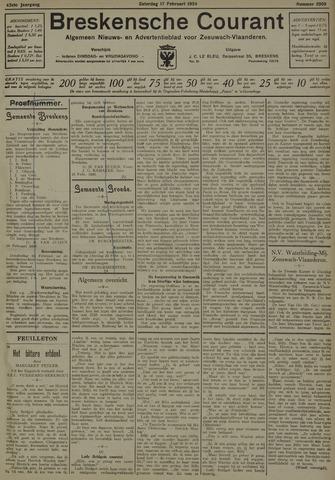 Breskensche Courant 1934-02-17