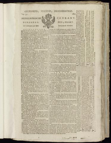 Middelburgsche Courant 1801-03-03