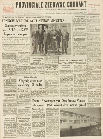 Provinciale Zeeuwse Courant 1965-04-15