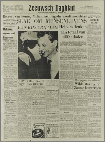 Zeeuwsch Dagblad 1960-03-03