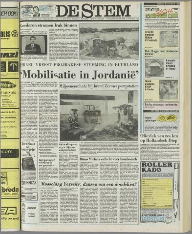 de Stem 1990-08-20
