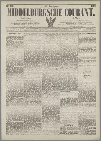 Middelburgsche Courant 1895-05-04