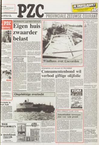 Provinciale Zeeuwse Courant 1988-03-25