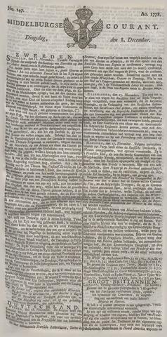 Middelburgsche Courant 1778-12-08