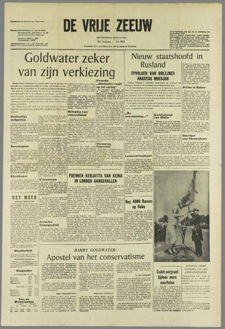 de Vrije Zeeuw 1964-07-16