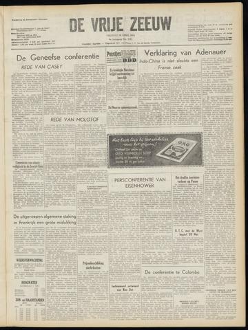 de Vrije Zeeuw 1954-04-30