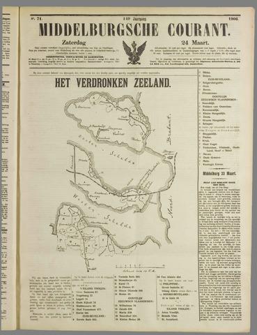 Middelburgsche Courant 1906-03-24