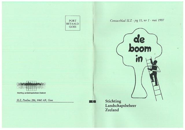Landschapsbeheer Zeeland - de Boom in 1997-05-01
