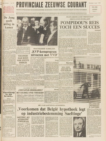 Provinciale Zeeuwse Courant 1970-03-04