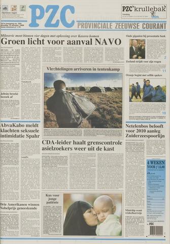 Provinciale Zeeuwse Courant 1998-10-13