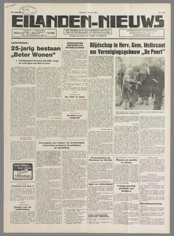 Eilanden-nieuws. Christelijk streekblad op gereformeerde grondslag 1978-10-31