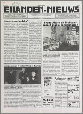 Eilanden-nieuws. Christelijk streekblad op gereformeerde grondslag 1995-06-16