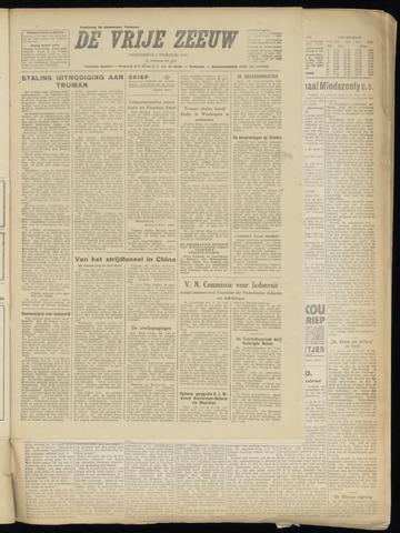 de Vrije Zeeuw 1949-02-03