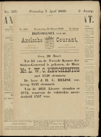 Axelsche Courant 1889-04-03