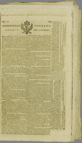 Middelburgsche Courant 1806-11-25