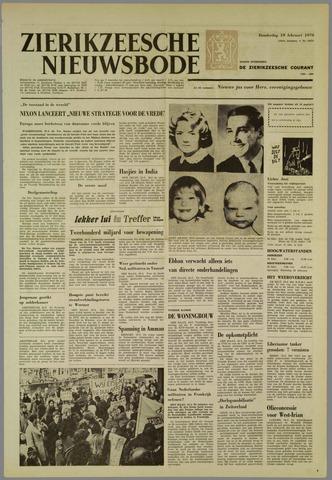 Zierikzeesche Nieuwsbode 1970-02-19