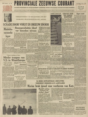Provinciale Zeeuwse Courant 1963-02-14
