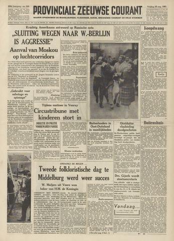 Provinciale Zeeuwse Courant 1961-08-25