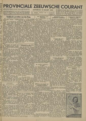 Provinciale Zeeuwse Courant 1944-03-18